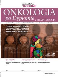 Okladka onkologia 06 2016