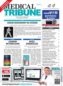 I okladka medical tribune 07 08