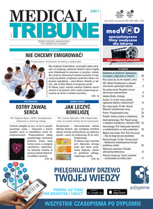 I okladkamedical tribune nr 3