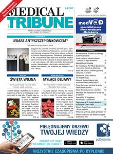 Okladka medical tribune 7 8 1