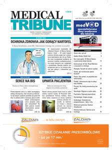 I okladka medical tribune 01 2018