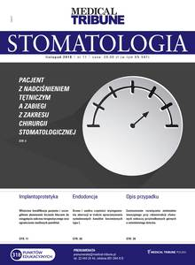 I okladka stomatologia 11 2018