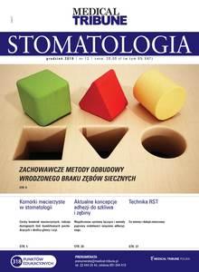 Okladki stomatologia 12 2018 1