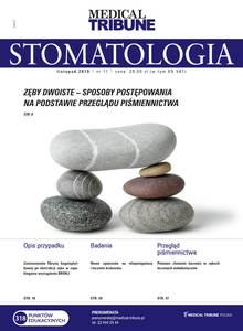 Okladki stomatologia 11 2019