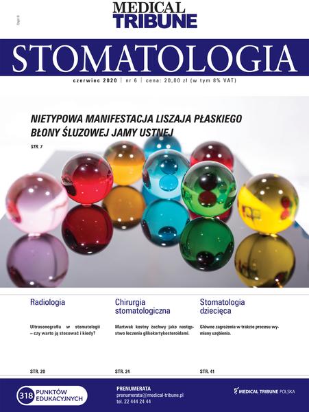 Medical Tribune Stomatologia