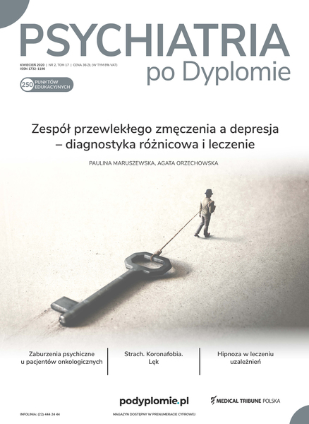 Okladki psychiatria 02 2020