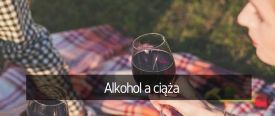 Wall alkohol a ciaza