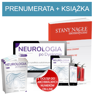 Neurologia po Dyplomie (prenumerata papierowa + dostęp on-line) + Stany nagłe niemedyczne