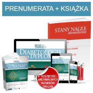 Diabetologia po Dyplomie (prenumerata papierowa + dostęp on-line) + Stany nagłe niemedyczne