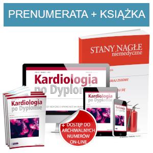 Kardiologia po Dyplomie (prenumerata papierowa + dostęp on-line) + Stany nagłe niemedyczne