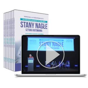 Kongres Stany Nagłe 2019 - nagrania wykładów online + DVD