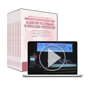 Kongres Ginekologia 2019 - nagrania wykładów online + DVD