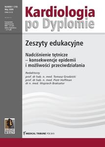 Nadciśnienie tętnicze - konsekwencje epidemii i możliwości przeciwdziałania