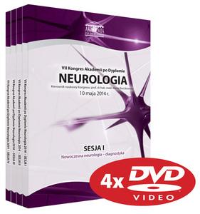 Film DVD - VII Kongres Akademii po Dyplomie Neurologia, 10.05.2014 r.