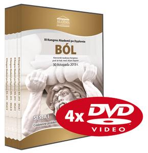 Film DVD - III Kongres Akademii po Dyplomie BÓL, 30.11.2013r.