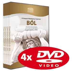 Film DVD - IV Kongres Akademii po Dyplomie BÓL, 04.10.2014r.