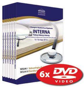 Film DVD - X Kongres Akademii po Dyplomie Interna – polscy liderzy interny, 15-16 maja 2015 r.