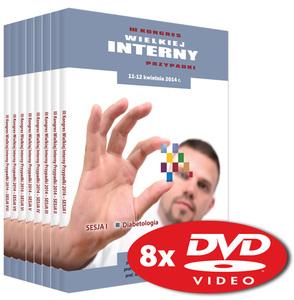 Film DVD - III Kongres WIELKIEJ INTERNY - PRZYPADKI, 11-12.04.2014r.