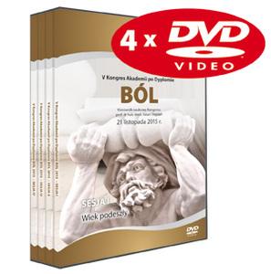 Film DVD - V Kongres Akademii po Dyplomie Ból, 21.11.2015 r.