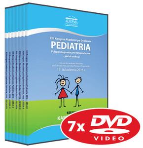 Film DVD - XIII Kongres Akademii po Dyplomie PEDIATRIA, 15-16  kwietnia 2016 r.