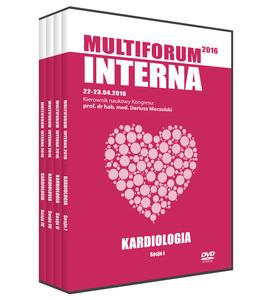 Film DVD - Kongres Akademii po Dyplomie Multiforum Interna 22-23.04.2016 KARDIOLOGIA