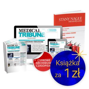 Medical Tribune (roczna prenumerata papierowa + dostęp on-line) + Stany Nagłe Niemedyczne za 1 zł
