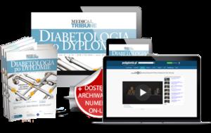 Diabetologia po Dyplomie (roczna prenumerata papierowa i on-line) + dostęp do MedVOD (wykłady z kongresu Interna 2017) za 1 zł
