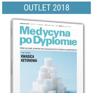 Medycyna po Dyplomie (prenumerata papierowa 2018) | Outlet
