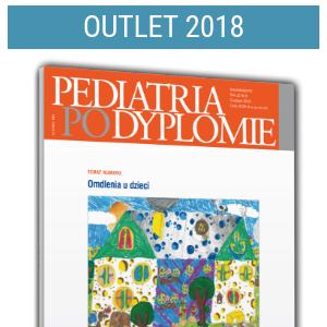 Pediatria po Dyplomie (prenumerata papierowa 2018) | Outlet