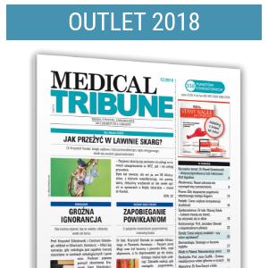 Medical Tribune (prenumerata papierowa 2018) | Outlet