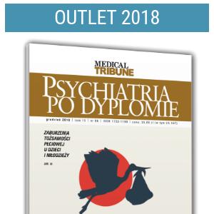 Psychiatria po Dyplomie (prenumerata papierowa 2018) | Outlet