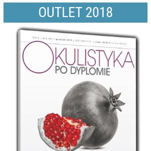 Okulistyka po Dyplomie (prenumerata papierowa 2018) | Outlet