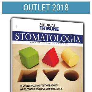 Medical Tribune Stomatologia (prenumerata papierowa 2018) | Outlet