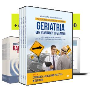 GERIATRIA 2018 - Filmy DVD