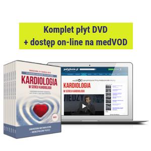 DVD + dostęp on-line do filmów: IX Kongres Akademii po Dyplomie - KARDIOLOGIA 2019