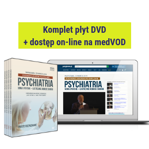 PSYCHIATRIA 2019 - DVD + dostęp on-line do filmów