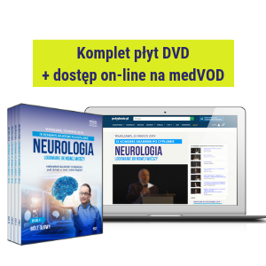 NEUROLOGIA 2019 - DVD + dostęp on-line do filmów