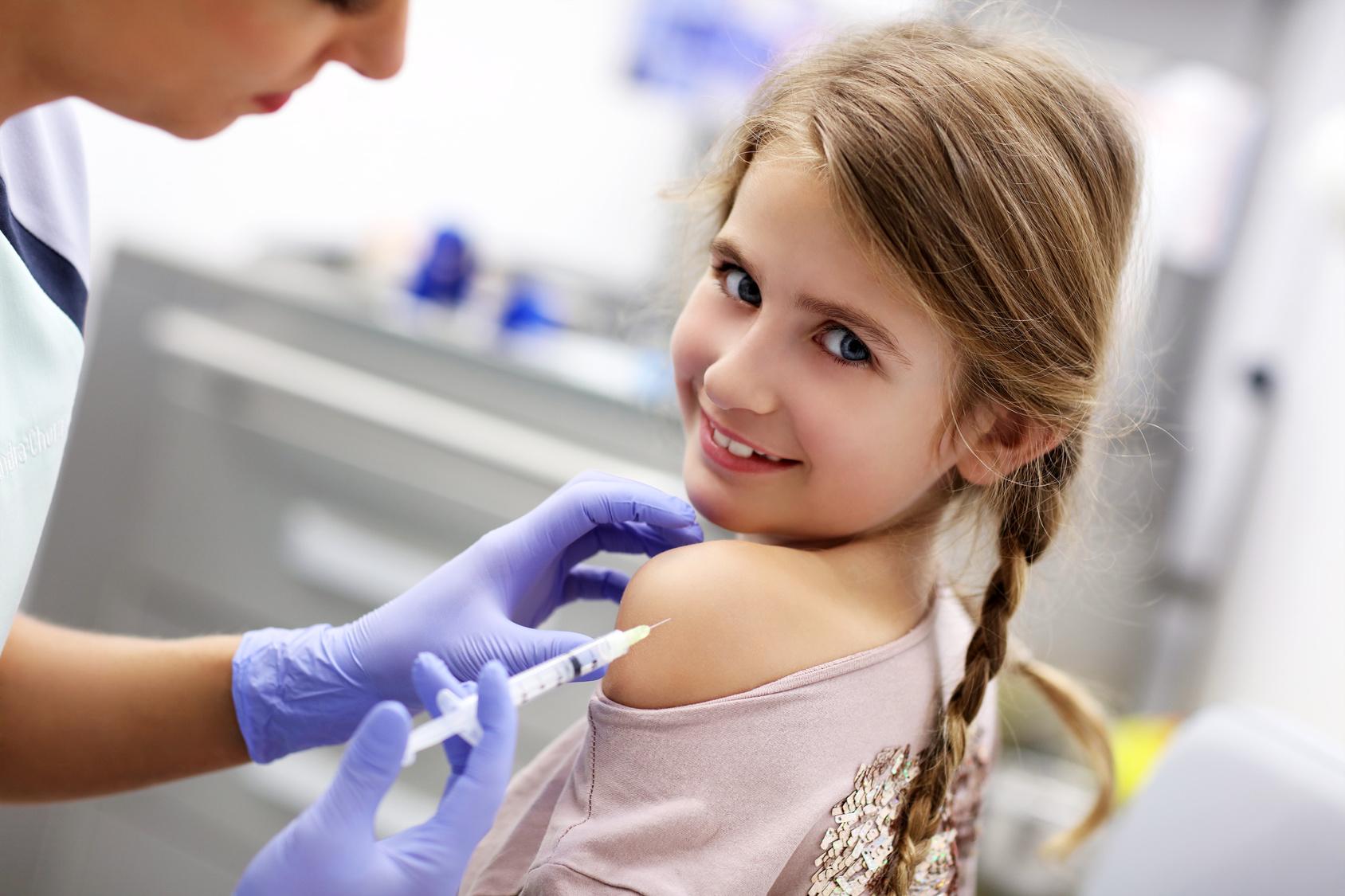 Darmowe szczepienia dla dzieci i senior%c3%b3w