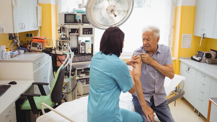Darmowe szczepeinia przeciwko grypie