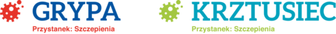Grypa krztusiec logo